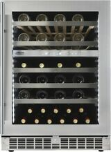 Danby Silhouette Built In Dual Zone Stainless Wine Cooler SPRWC053D1SS 509