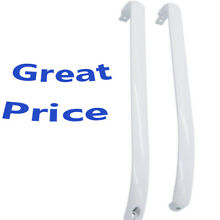 Door Handles Compatible for GE Refrigerator  WR12X22148  WR12X20141  WR12X11011