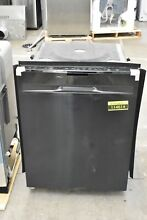GE PDP715SBNTS 24  Black Stainless Fully Integrated Dishwasher NOB  114614