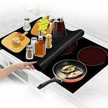 Glass Top Stove Cover 36 x 24 Inch for Electric Stove Top Glass Cooktop Ceramic