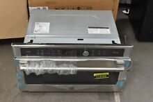 GE Cafe CSB9120SJSS 30  Stainless Single Electric Speed Oven NOB  114765