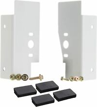 Washer And Dryer Stacking Kits Laundry Stacking Kit For 27 Inch Front Load