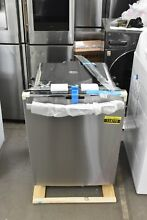 GE PDT715SYNFS 24  Stainless Fully Integrated Dishwasher NOB  114770