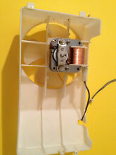 56001024 USED JENNAIR MICROWAVE FAN MOTOR WITH BLADE