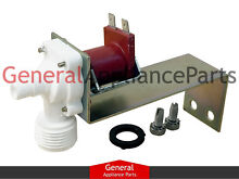 GE General Electric Refrigerator Ice Machine Water Inlet Solenoid Valve WR57X121