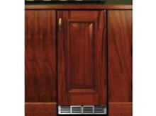 Perlick 15  Indoor Stainless Wine Reserve w integrated wood overlay  HP15WS 3 2L