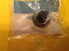 329934 NEW IN PACKAGE OVEN SELECTOR SWITCH KNOB BLACK SILVER KENMORE GE