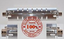 NEW PART WR51X10055  REFRIGERATOR DEFROST HEATER ASSEMBLY FITS GE HOTPOINT