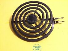 THERMADOR COOKTOP 6  SMALL SURFACE UNIT ELEMENT  USED    OLD