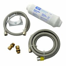 NEW LASCO 37 1833 Inline Ice Maker Filter Installation Kit FREE SHIPPING