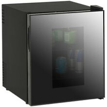 Avanti Compact 1 7 cu  ft  Deluxe Black Beverage Cooler