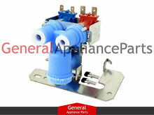 Refrigerator Water Inlet Solenoid Valve Fits GE Hotpoint Kenmore RCA  WR57X10051