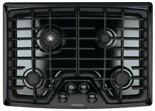 Electrolux 30  Black Gas Cook Top Cooktop Stovetop EW30GC55GB