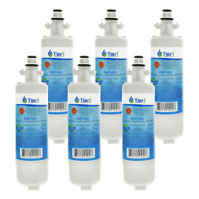Fits LG LT700P 46 9690 ADQ36006101 Comparable Refrigerator Water Filter 6 Pack