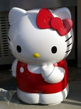 Hello Kitty Compact Refrigerator Cooler Warmer Rare Limited Addition BNIB