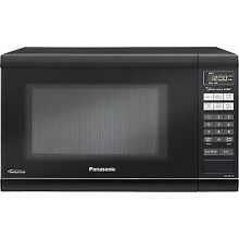 Panasonic NN SN651B 1 2 cu  ft  Microwave Oven   Black