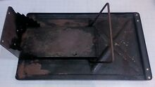 VTG Antique Maytag Dutch Oven 24M 02 Stove Parts   Broiler Drawer Assy w Springs