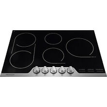 Frigidaire Pro Stainless 30  Glasstop smooth top Electric cooktop FPEC3077RF