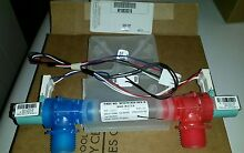 New  OEM  Whirlpool Maytag Washer water valve   W10838319