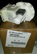 New Replacement A00126401 Dishwasher Drain Pump Frigidaire Kenmore