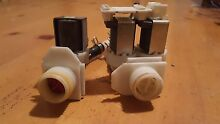 Bosch Washing Machine Washer Inlet Valves  Part  s 00607050   Part   00607049