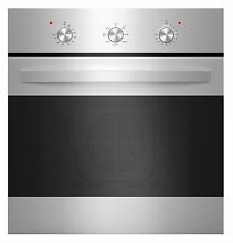 Empava 24  Stainless Steel Electric Built in Single Wall Oven