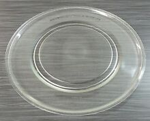 GENUINE Frigidaire Electrolux Microwave Glass Turntable Tray Plate 5304440868