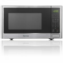Kenmore P90D23AP WJS 0 9 cu  ft  Microwave Oven   Stainless Steel   For Sale