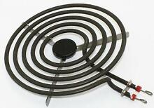 Electric Range Stove Burner Surface Element Replacement 8  4 turn 5 turn