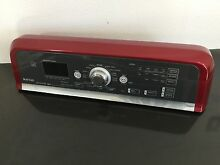 Maytag  Washer Console w  User Interface  WPW10090756  W10258434  W10110213 Red