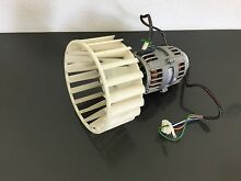 Fisher   Paykel Dryer Motor w  Blower Wheel  395222P  395034