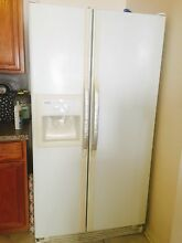 Kenmore 25 6 cu  ft  Side by Side Refrigerator HOUSTON TX   LOCAL PUCK UP ONLY