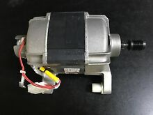 KENMORE FRONT LOADER WASHER MOTOR WITH BELT   461970301881 461970200891