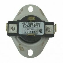 Thermostat Dryer WP3387137