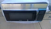 NIB  Nice Samsung 1 7 Cu  Ft  Stainless Steel Over The Range MICROWAVE OVEN