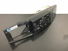 Kenmore Washer Control Panel w User Interface Board 8182096 8181832 WP8181699