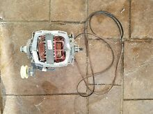 Whirlpool Cabrio Gas Dryer motor and belts