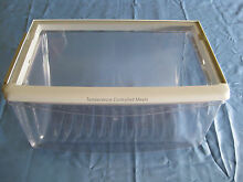 KENMORE SIDE BY SIDE REFRIGERATOR MD  596 51679100   TEMP CONTROL MEAT DRAWER