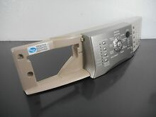 Kenmore Washer Control Panel W User Interface Board 8182642 8182562 8182563