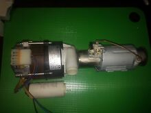 Asko Dishwasher Circulation Pump with Heating Element 8073813 8073785