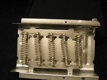 Napco 279838  Replacement Dryer Heating Element for Whirlpool Kenmore Roper