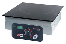 SPT   12 7  Built In Electric Induction Cooktop   Black