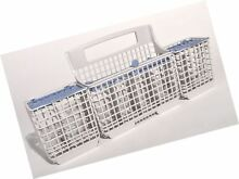 Whirlpool W10807920 Dishwasher Silverware Basket Genuine Original Equipment M