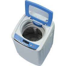 RCA 0 9 Cu Ft Portable Washer Top Loading 0 90 ft  Washer Capacity 800spin speed