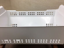 FRIGIDAIRE FREEZER LOWER PLASTIC BASKET PART  242130801