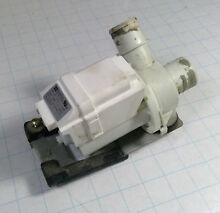 General Electric GE Harmony Washer Drain Pump WH23X10020 AP3207353 PS960873