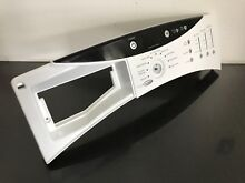 GE Washer Control Panel w Electronic Control Board WH42X10580 WH12X10355