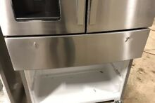 Whirlpool Refrigerator Middle Drawer Stainless Steel W10624505 LW10624505