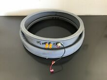 LG Kenmore Washer Door Boot w Light MDS47123601 6913ER4001A