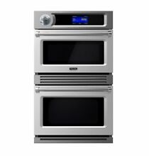 Viking Turbochef VDOT730SS  30  Double Electric Wall oven
